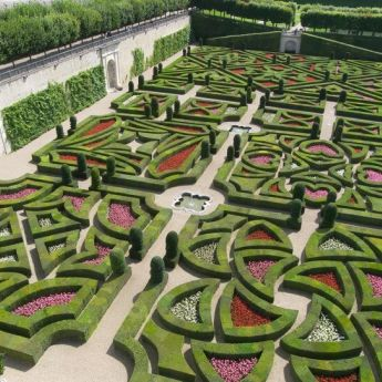 Great gardens of the world: Villandry, France