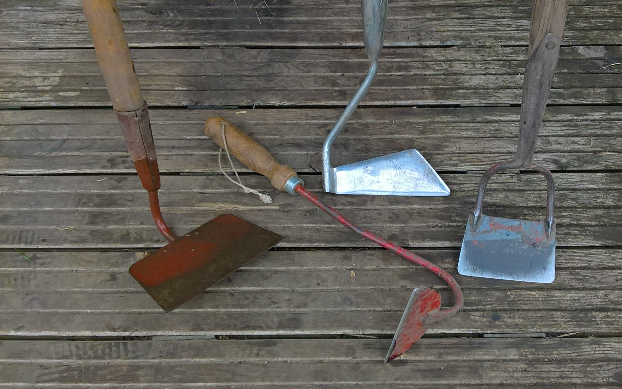 Time for some humdrum gardening: how to hoe